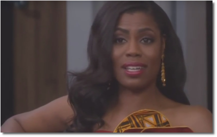 Jesus aint say that - Omarosa Manigault (12 Feb 2018)