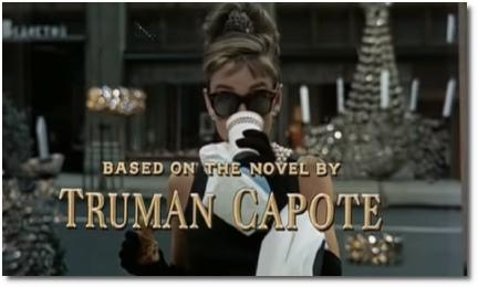 Breakfast at Tiffany's opening scene with Audrey Hepburn (1961)