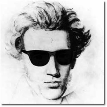 Søren Kierkegaard, Danish philosopher, father of Existentialism (1813-1855)
