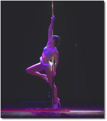 Julia Sangria World Pole Dance Festival Moscow (10 March 2019)