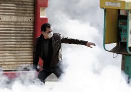 Egpty Teargas