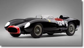 '57 Ferrari 250 Testa Rosa Black