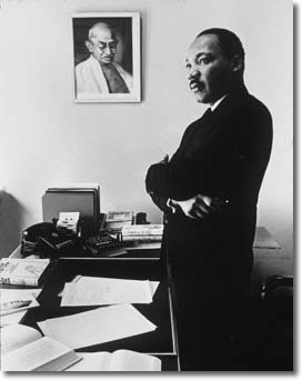 Martin Luther King Jr (1929-1968)