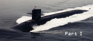 Nuclear-powered ballistic missile submarine