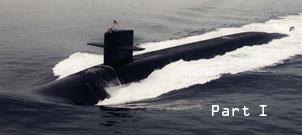 Nuclear-powered ballistic missile submarine