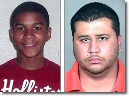 Trayvon Martin | George Zimmerman