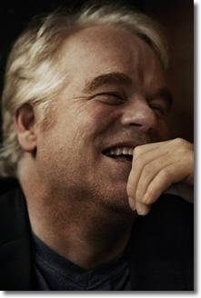 Philip Seymour Hoffman Laughing (1967-2014)