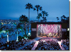 Humphreys-by-the-Bay Outdoor Jazz Concerts on Shelter Island, San Diego