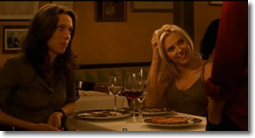 Vicky and Cristina in Barcelona