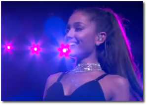 Ariana at the 2016 Billboard Music Awards | Danger: High Voltage