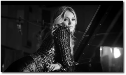 Kate Moss does Elvis The Wonder of You