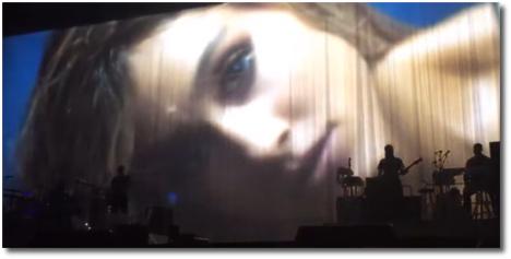 Ariana feminism interlude - Dangerous Woman tour, Feb 2017
