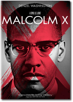 Malcolm X by Spike Lee