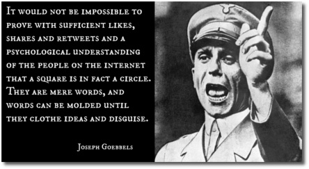 Joseph Goebbels Nazi Propaganda (t=5:30)
